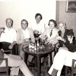 1976 Phonogram Sales Conference – John Begg ( 3rd from right)